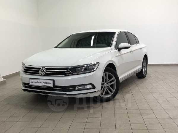 Volkswagen Passat, 2017 год, 1 315 000 руб.