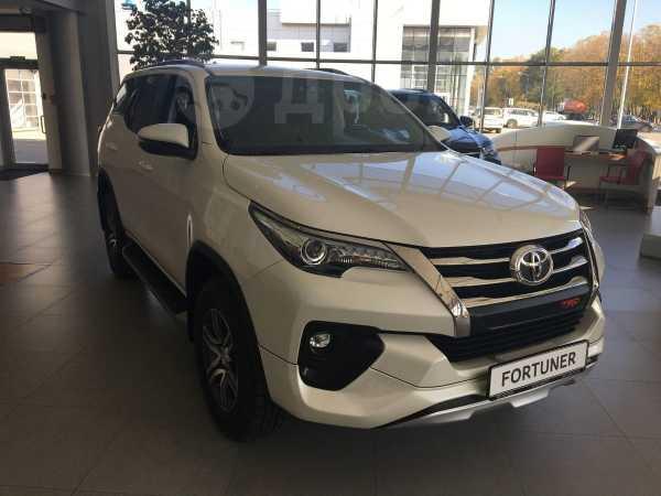 Toyota Fortuner, 2019 год, 3 048 837 руб.