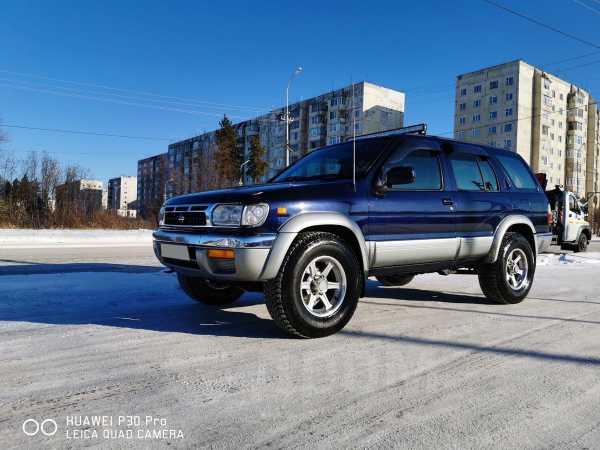 Nissan Terrano, 1997 год, 500 000 руб.