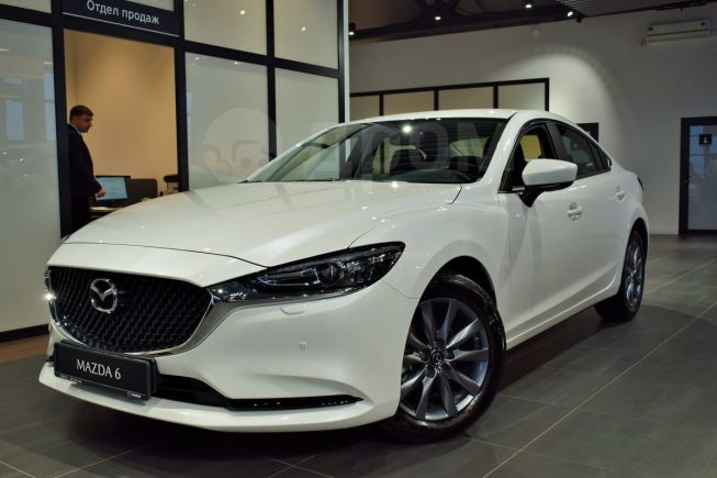 Mazda Mazda6, 2019 год, 1 688 236 руб.