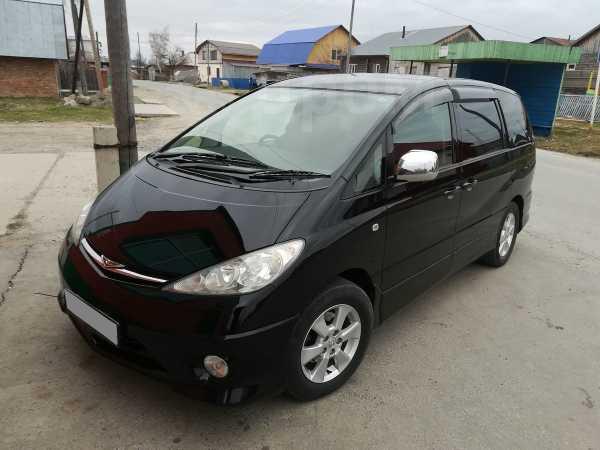 Toyota Estima, 2003 год, 695 000 руб.