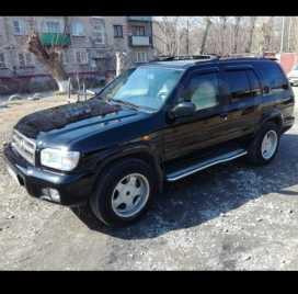 Барнаул Pathfinder 2000