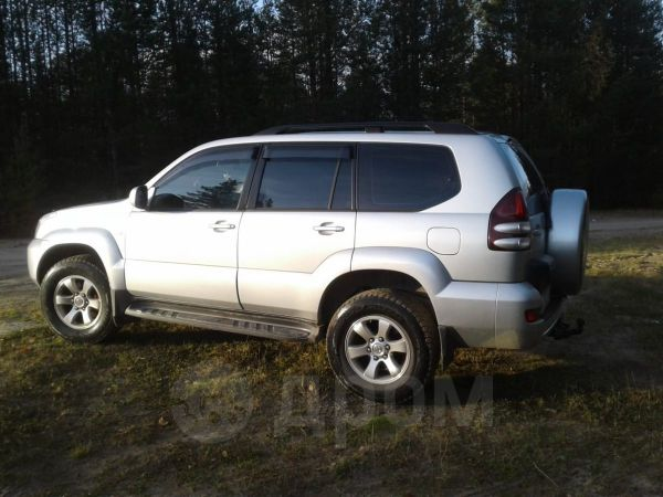 Toyota Land Cruiser Prado, 2004 год, 1 100 000 руб.