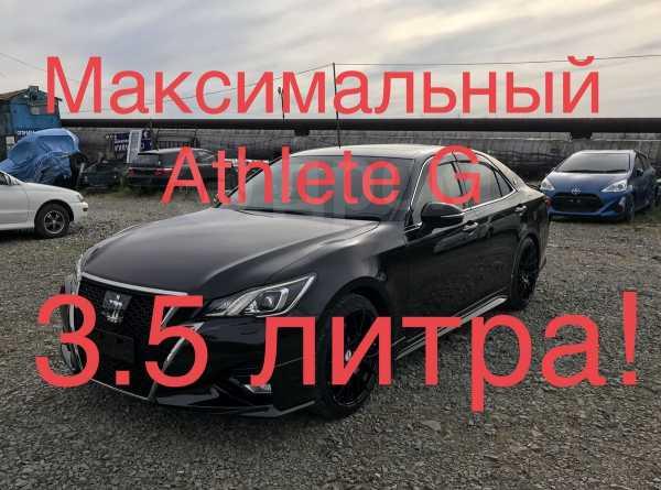 Toyota Crown, 2016 год, 2 130 000 руб.