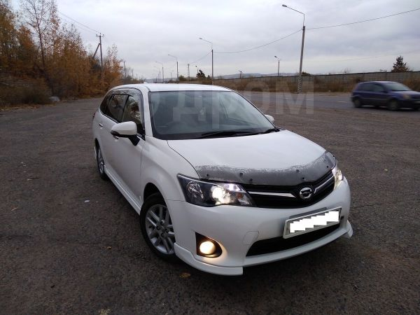Toyota Corolla Fielder, 2013 год, 705 000 руб.