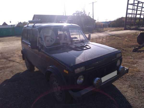 Лада 4x4 2121 Нива, 1997 год, 70 000 руб.