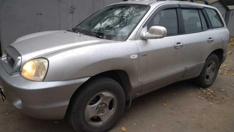 Hyundai Santa Fe, 2003 год, 305 000 руб.