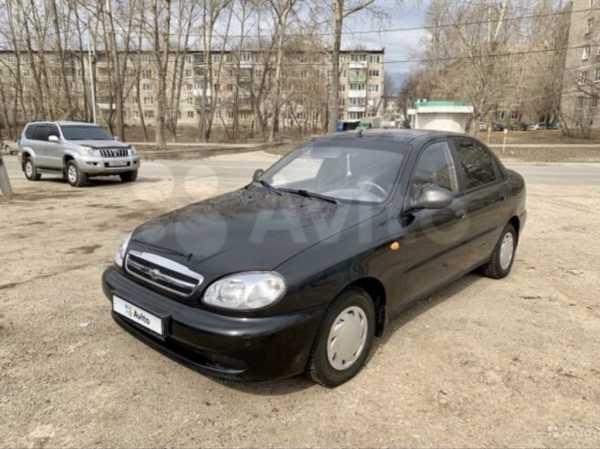 ЗАЗ Шанс, 2010 год, 95 000 руб.