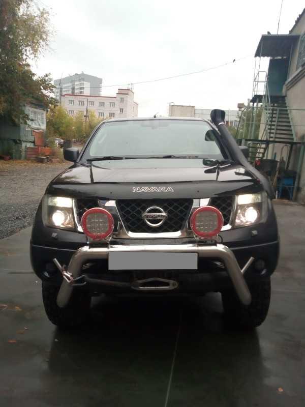 Nissan Navara, 2007 год, 590 000 руб.