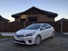 Челябинск Corolla FX 2014