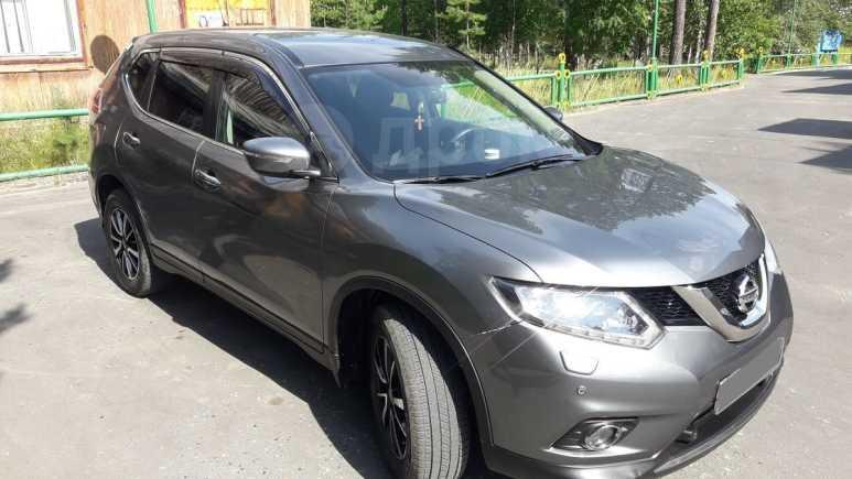 Nissan X-Trail, 2016 год, 1 650 000 руб.