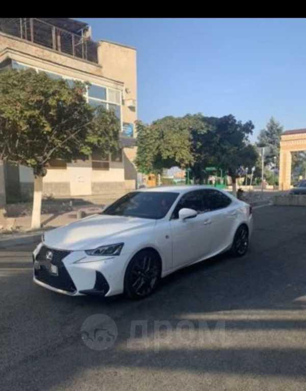 Lexus IS200t, 2018 год, 2 650 000 руб.