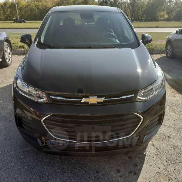 Chevrolet Trax, 2018 год, 1 450 000 руб.