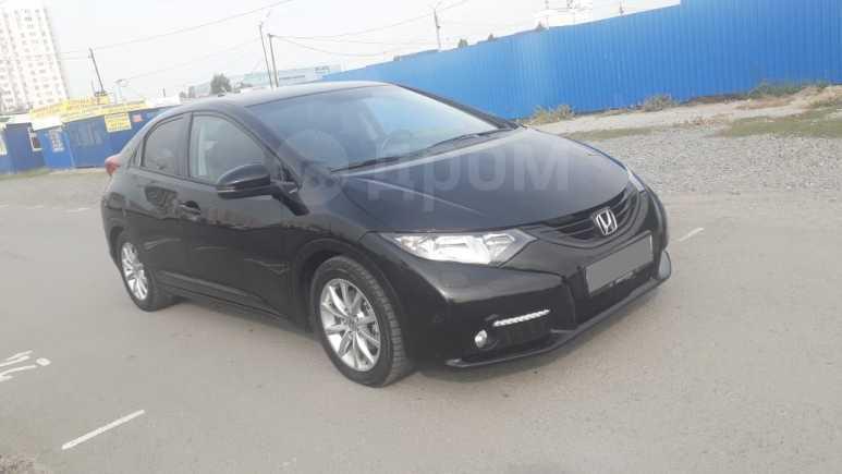 Honda Civic, 2013 год, 630 000 руб.