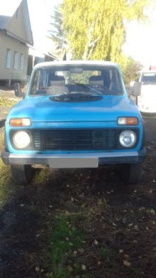 Омск 4x4 2121 Нива 1989