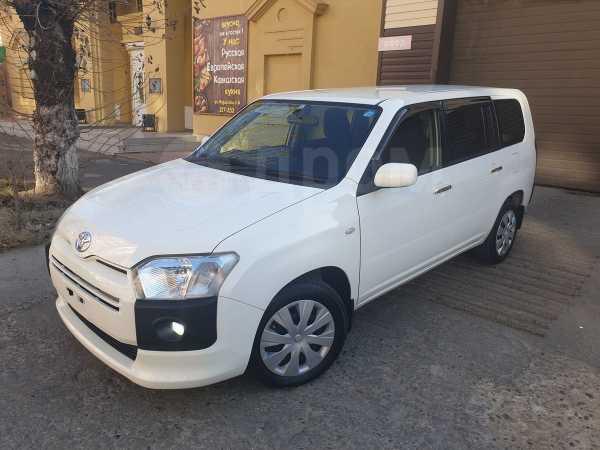 Toyota Succeed, 2015 год, 670 000 руб.