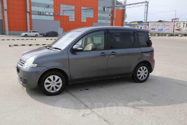 Toyota Sienta, 2008 год, 390 000 руб.
