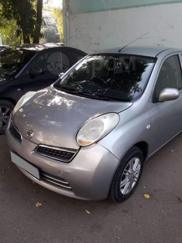 Nissan March, 2010 год, 290 000 руб.