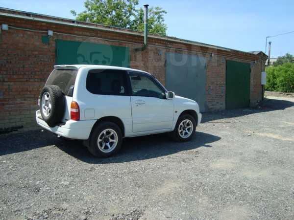 Suzuki Escudo, 2002 год, 385 000 руб.
