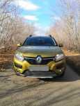 Renault Sandero Stepway, 2015 год, 580 000 руб.