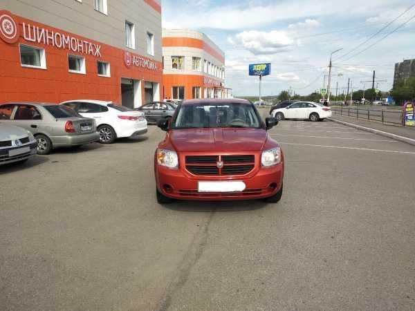 Dodge Caliber, 2007 год, 420 000 руб.