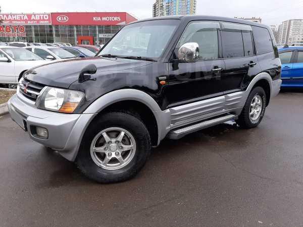 Mitsubishi Pajero, 2002 год, 517 000 руб.