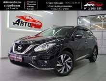 Красноярск Nissan Murano 2017