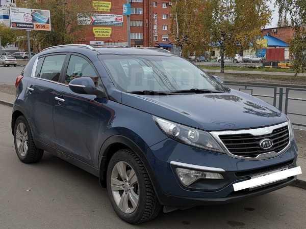 Kia Sportage, 2011 год, 725 000 руб.