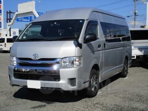 Toyota Hiace, 2016 год, 1 099 000 руб.
