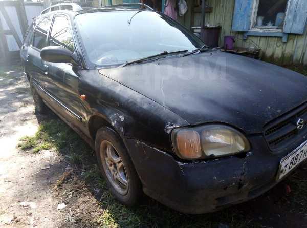 Suzuki Cultus, 1998 год, 120 000 руб.