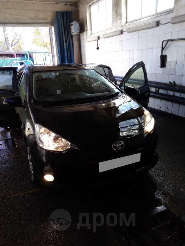 Toyota Aqua, 2014 год, 535 000 руб.