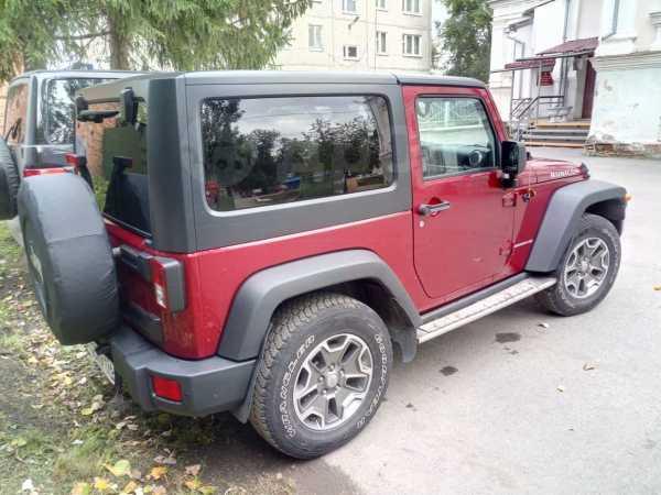 Jeep Wrangler, 2012 год, 1 650 000 руб.