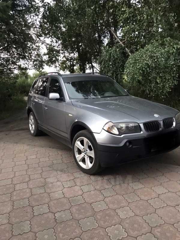 BMW X3, 2004 год, 510 000 руб.
