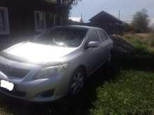 Ак-Довурак Corolla 2008