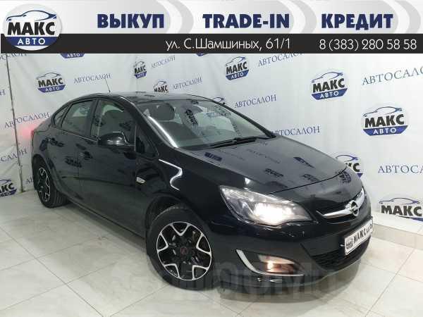 Opel Astra, 2012 год, 555 000 руб.