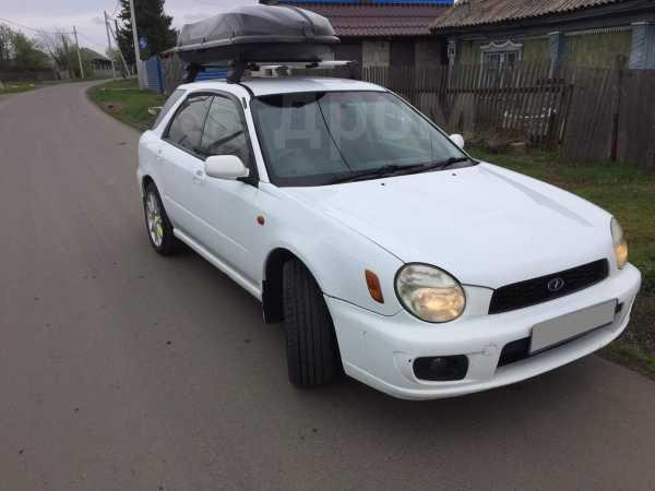 Subaru Impreza, 2001 год, 250 000 руб.
