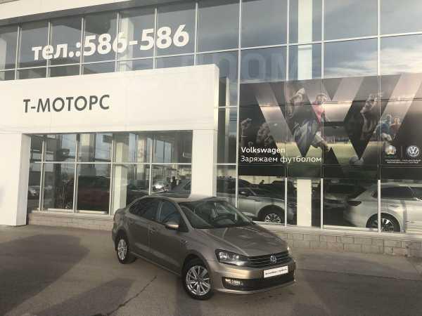 Volkswagen Polo, 2016 год, 565 000 руб.