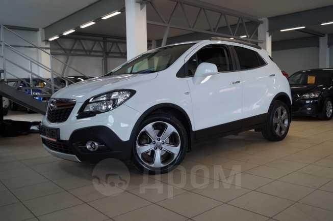 Opel Mokka, 2014 год, 779 000 руб.