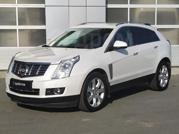 Cadillac SRX, 2014 год, 1 299 000 руб.