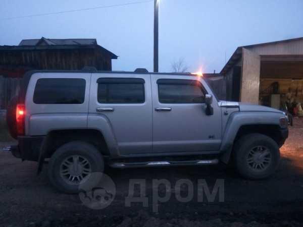 Hummer H3, 2006 год, 900 000 руб.