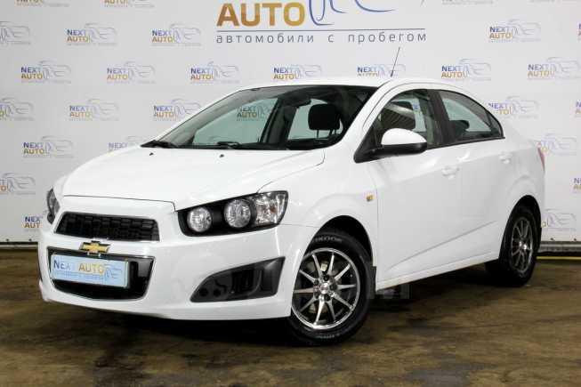 Chevrolet Aveo, 2015 год, 447 000 руб.