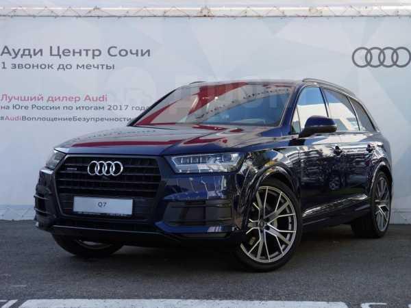 Audi Q7, 2019 год, 4 990 000 руб.