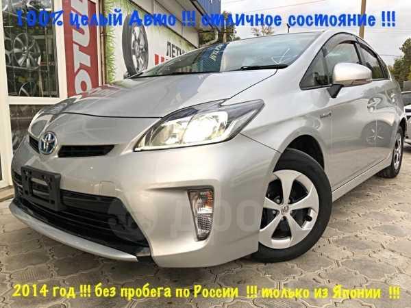 Toyota Prius, 2014 год, 929 000 руб.