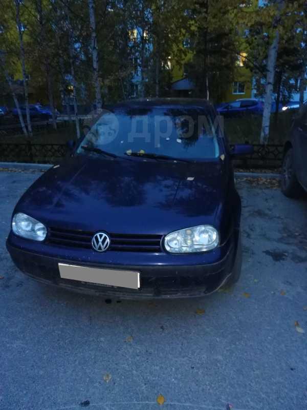 Volkswagen Golf, 1999 год, 100 000 руб.