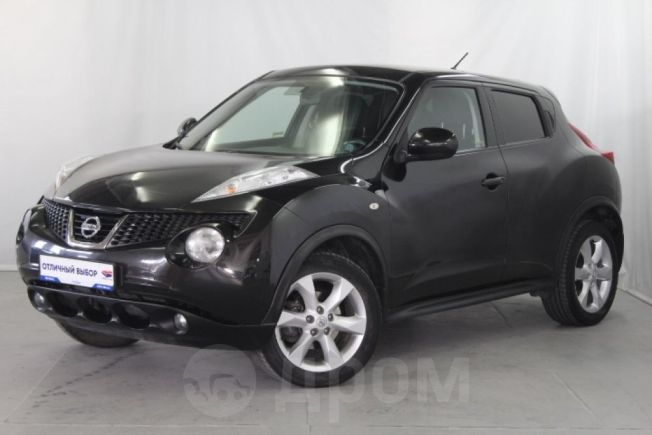 Nissan Juke, 2012 год, 564 800 руб.