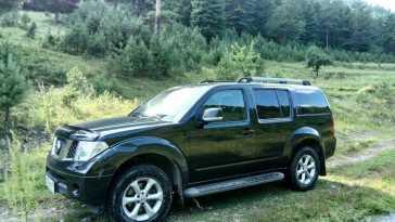Абакан Pathfinder 2008