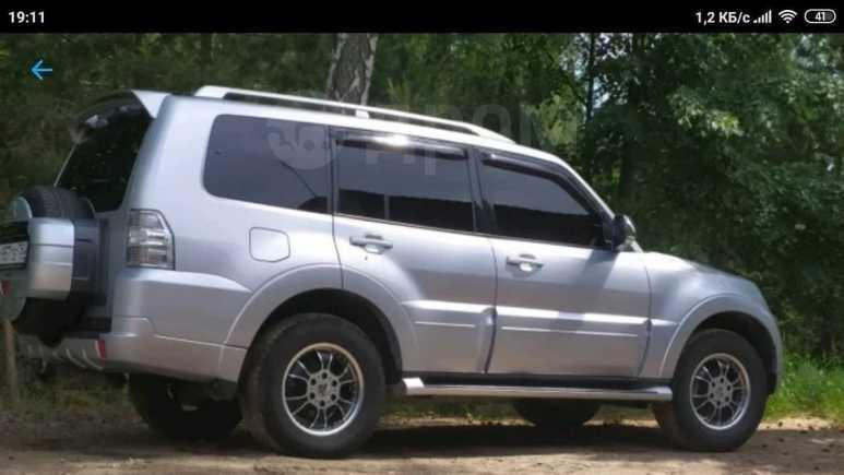 Mitsubishi Pajero, 2010 год, 1 000 000 руб.