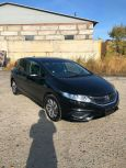Honda Jade, 2015 год, 930 000 руб.