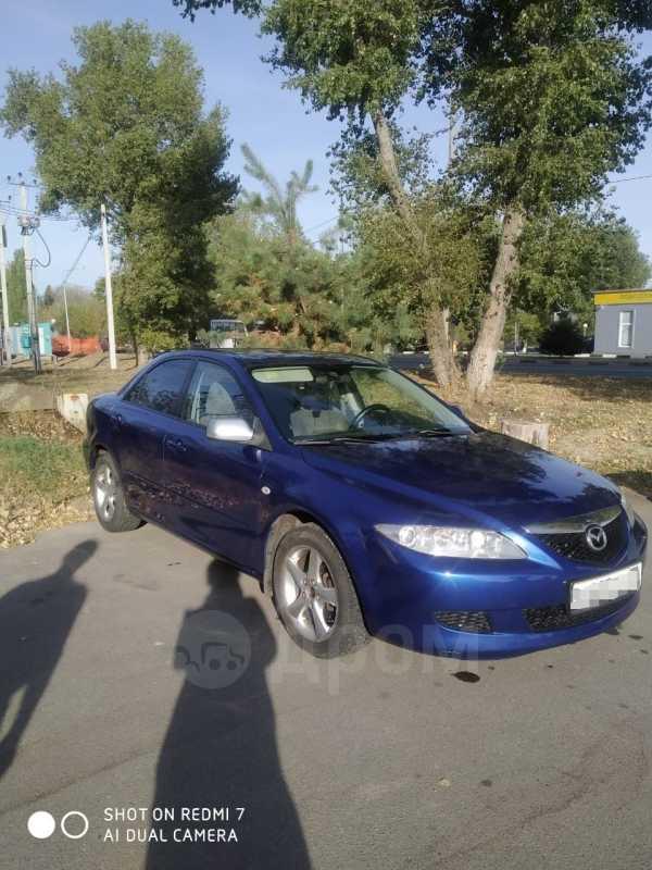Mazda Mazda6, 2004 год, 279 000 руб.