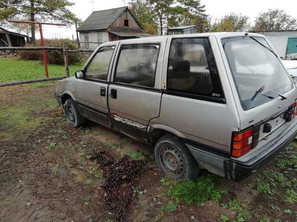 Nissan Prairie, 1987 год, 20 000 руб.